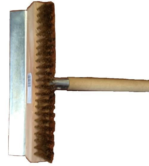 Pizza Oven Brush / Scraper